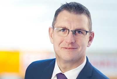 Stefan Hubel ny utvecklingschef på SPN Schwaben