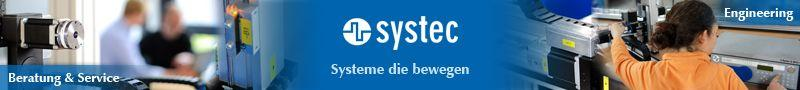 Systec banner nl