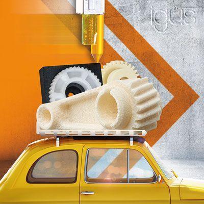 Долговечные специальные детали для печати 3D увеличивают свободу проектирования в автомобильной промышленности