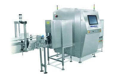 X-ray inspection system for food quality assurance