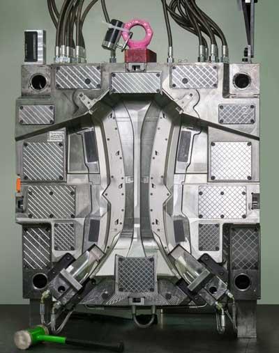 Formtillverkningsverktygsmodell