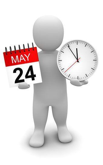 イベントのカレンダー