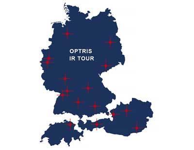 Ateliers Optris IR