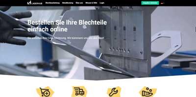 Laserdelar online